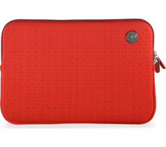 "GOJI GSMRD1116 11"" MacBook Sleeve - Red"
