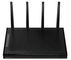 NETGEAR Nighthawk X8 R8500 Wireless Cable & Fibre Router - AC 5300, Tri-band