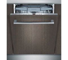 SIEMENS iQ500 SN66L080GB Full-size Integrated Dishwasher