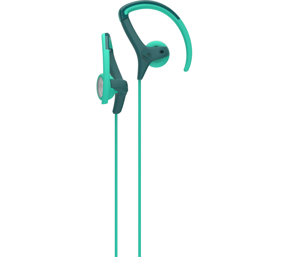Click to view more of SKULLCANDY  Chops Bud S4CHJZ-358 Headphones - Teal & Green, Teal