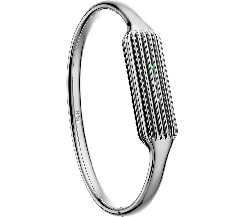 FITBIT Flex 2 Accessory Bangle - Silver, Small
