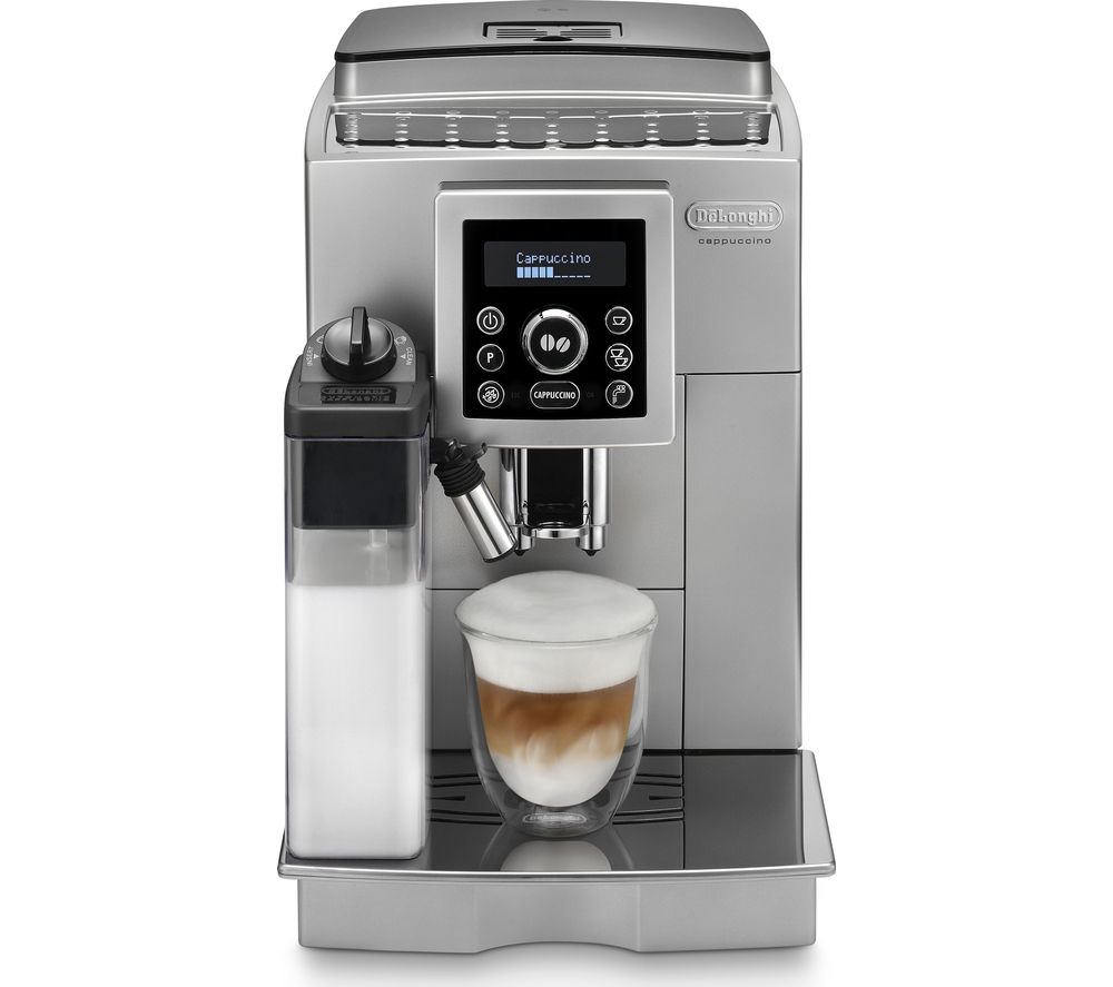 Currys Small Kitchen Appliances Buy Delonghi Ecam23460 Bean To Cup Coffee Machine Silver