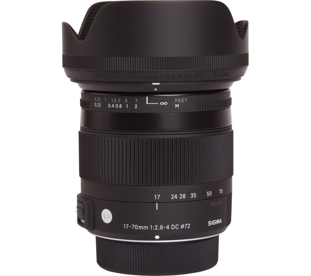 buy sigma 17 70 mm f 2 8 4 dc hsm macro lens for sony. Black Bedroom Furniture Sets. Home Design Ideas