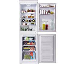 BAUMATIC BRCIF 3050 E Integrated Fridge Freezer - White