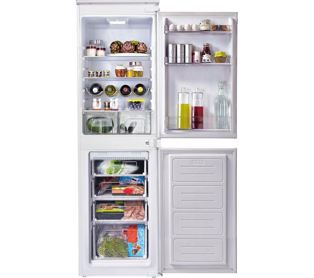 BAUMATIC  BRCIF 3050 E Integrated Fridge Freezer  White White