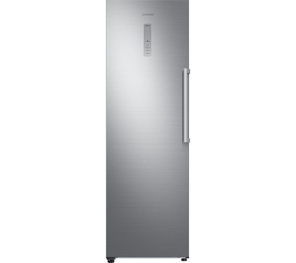 SAMSUNG RZ32M71207F/EU Tall Freezer - Refined Steel