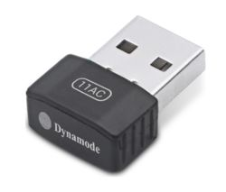 DYNAMODE WL-AC-600M USB Wireless Adapter - AC 600, Dual-band