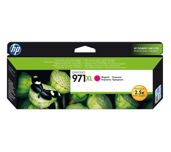 HP 971XL Magenta Ink Cartridge