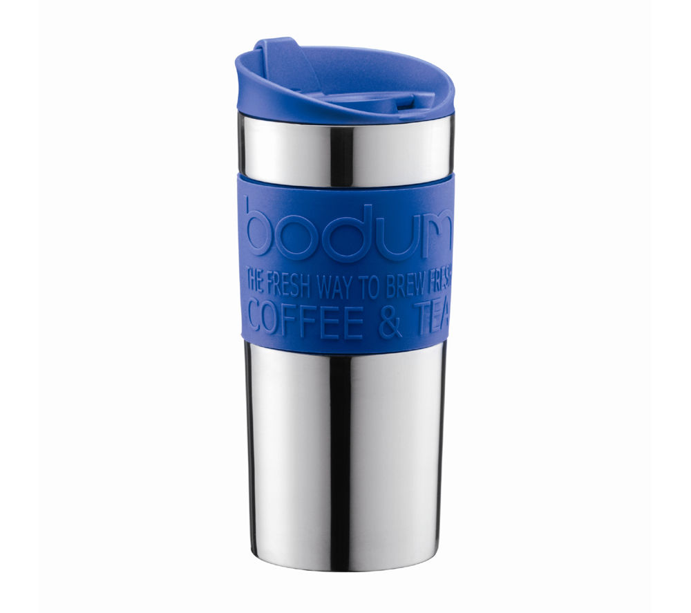 Image of BODUM 11068-842 Travel Mug - Blue, Blue