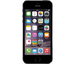 APPLE iPhone 5s - 16 GB, Space Grey