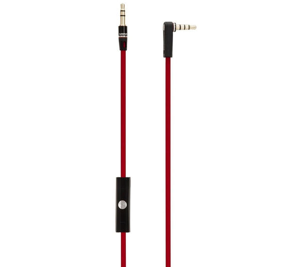 Image of BEATS Remote Talk Cable - Red