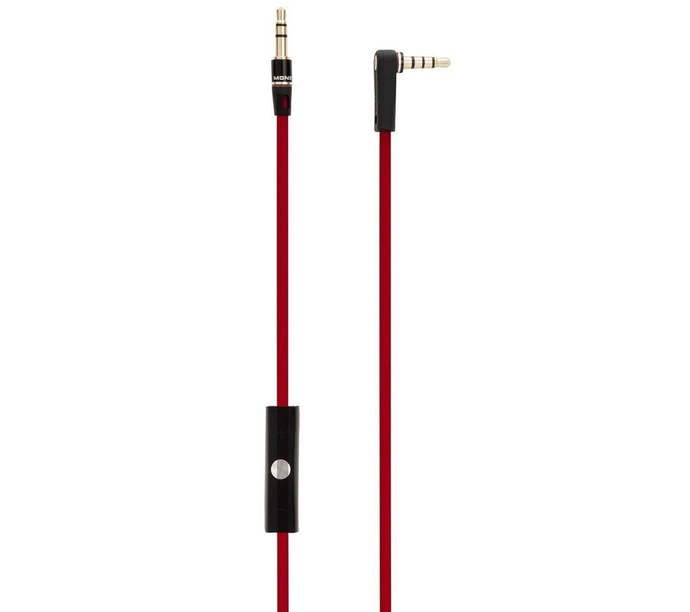 Image of BEATS Remote Talk Cable – Red, Red