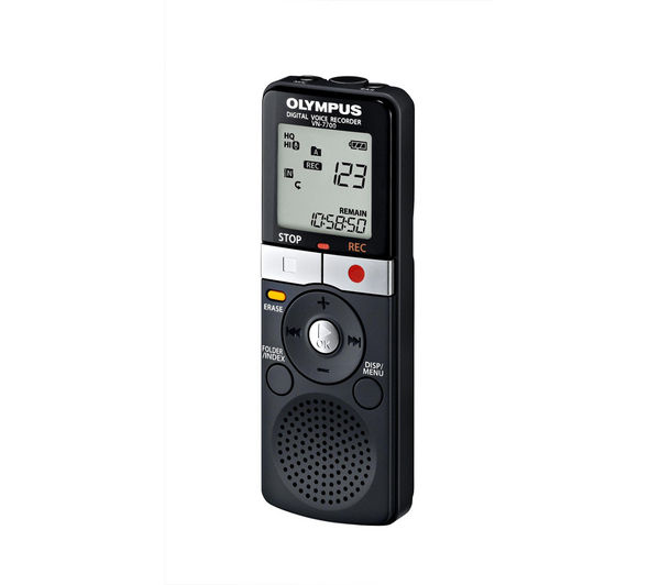 how to download from olympus digital voice recorder vn 7200