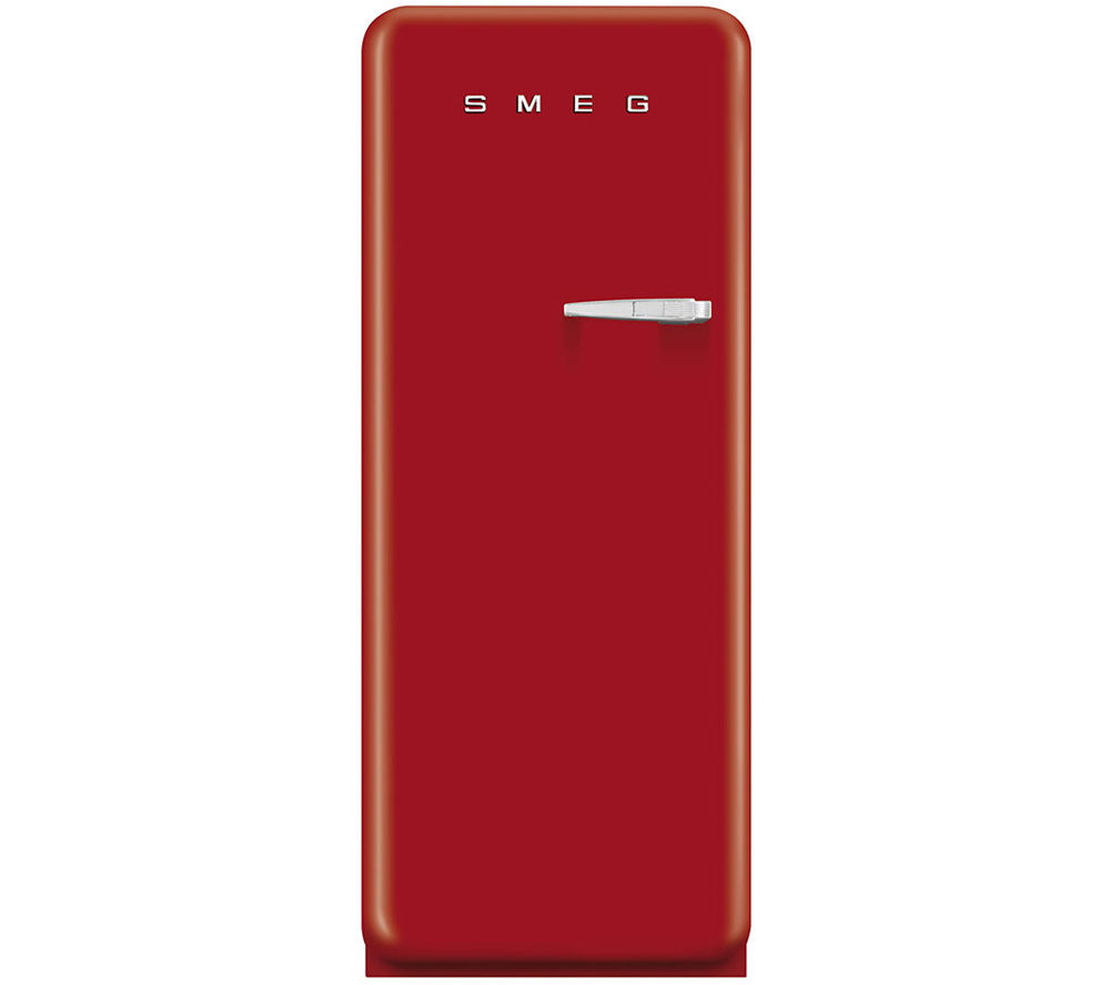 SMEG CVB20LR Tall Freezer - Red