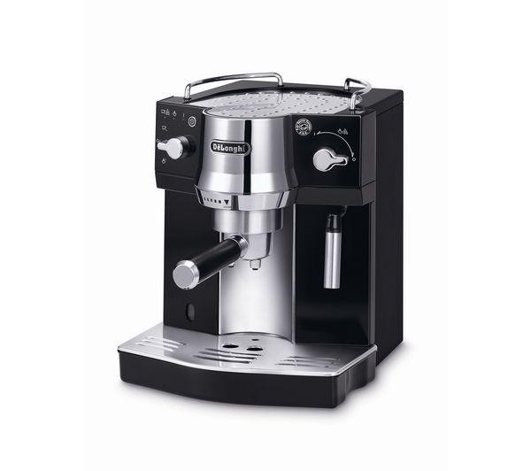 DELONGHI EC 820.B Coffee Machine - Black