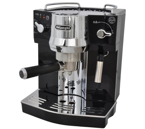 buy delonghi ec 820 b coffee machine black free. Black Bedroom Furniture Sets. Home Design Ideas