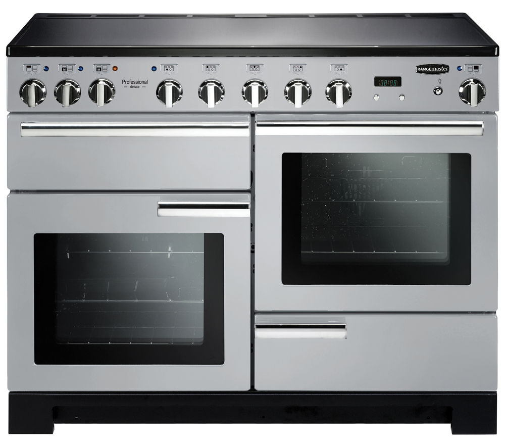 Professional Electric Stoves And Ovens For The Home ~ Buy rangemaster professional deluxe electric induction