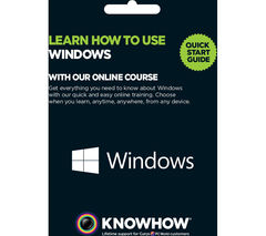 KNOWHOW eLearning - Windows 10