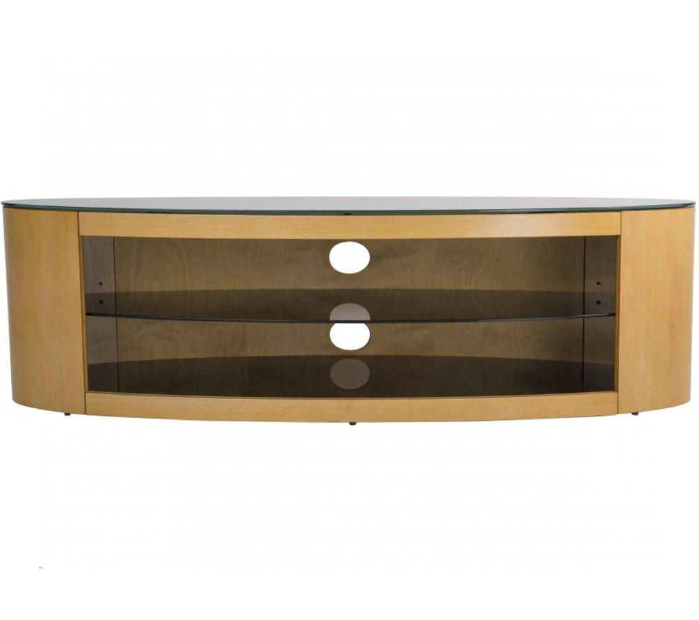 AVF  Buckingham 1400 TV Stand Oak veneer