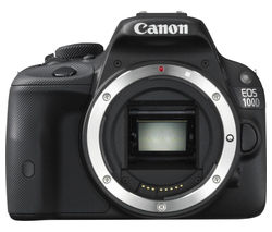CANON EOS 100D DSLR Camera - Body Only