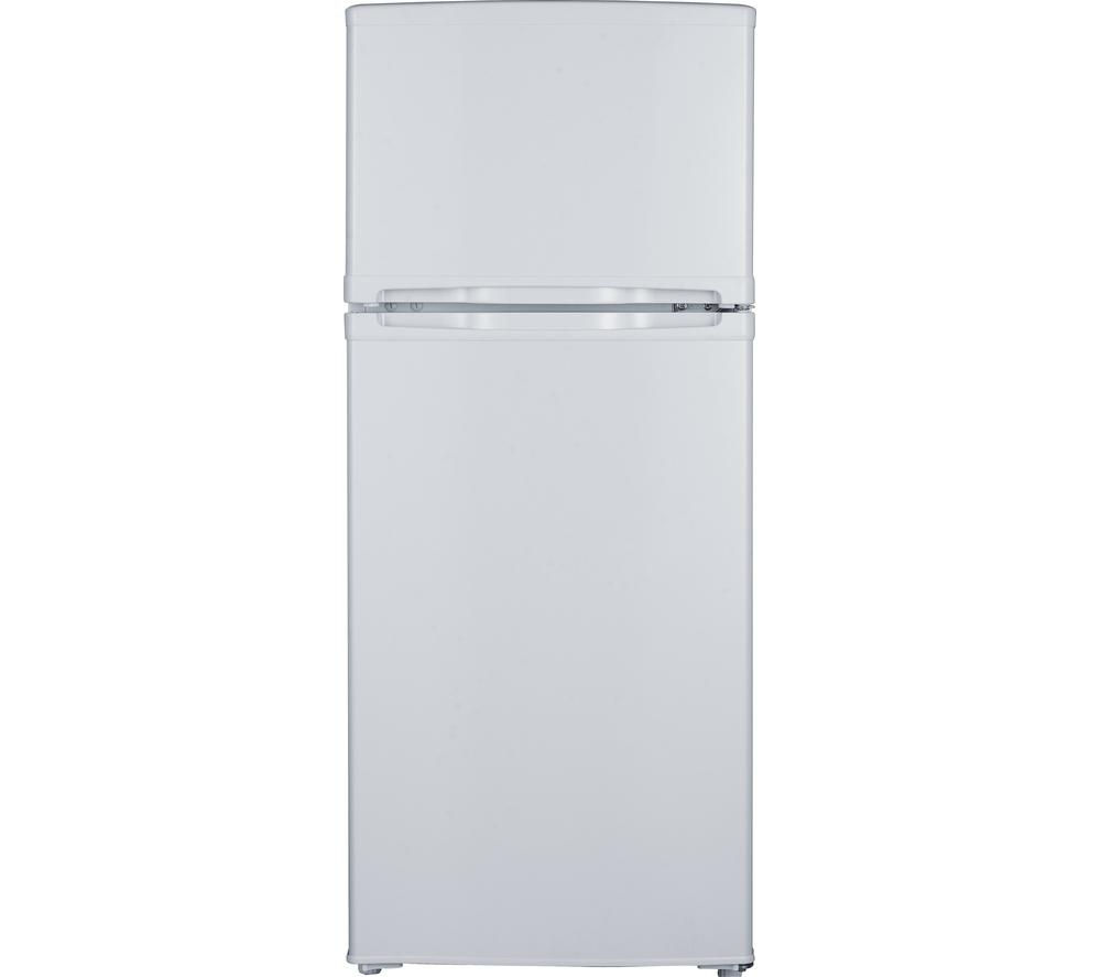 buy essentials c50tw15 fridge freezer white cdw60w15. Black Bedroom Furniture Sets. Home Design Ideas