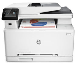 HP LaserJet Pro MFP M277dw All-in-One Wireless Laser Printer