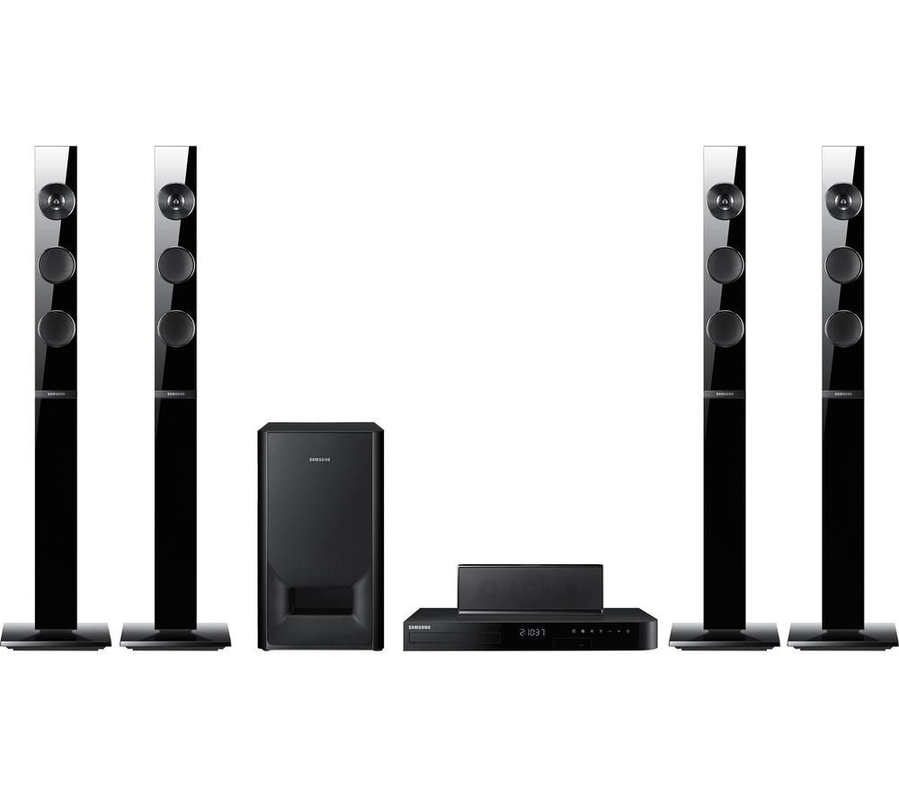 buy samsung ht j5150 5 1 blu ray dvd home cinema system free delivery currys. Black Bedroom Furniture Sets. Home Design Ideas