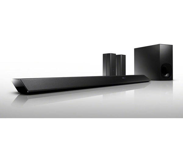 Buy Sony Htrt5 5 1 Wireless Sound Bar Free Delivery Currys