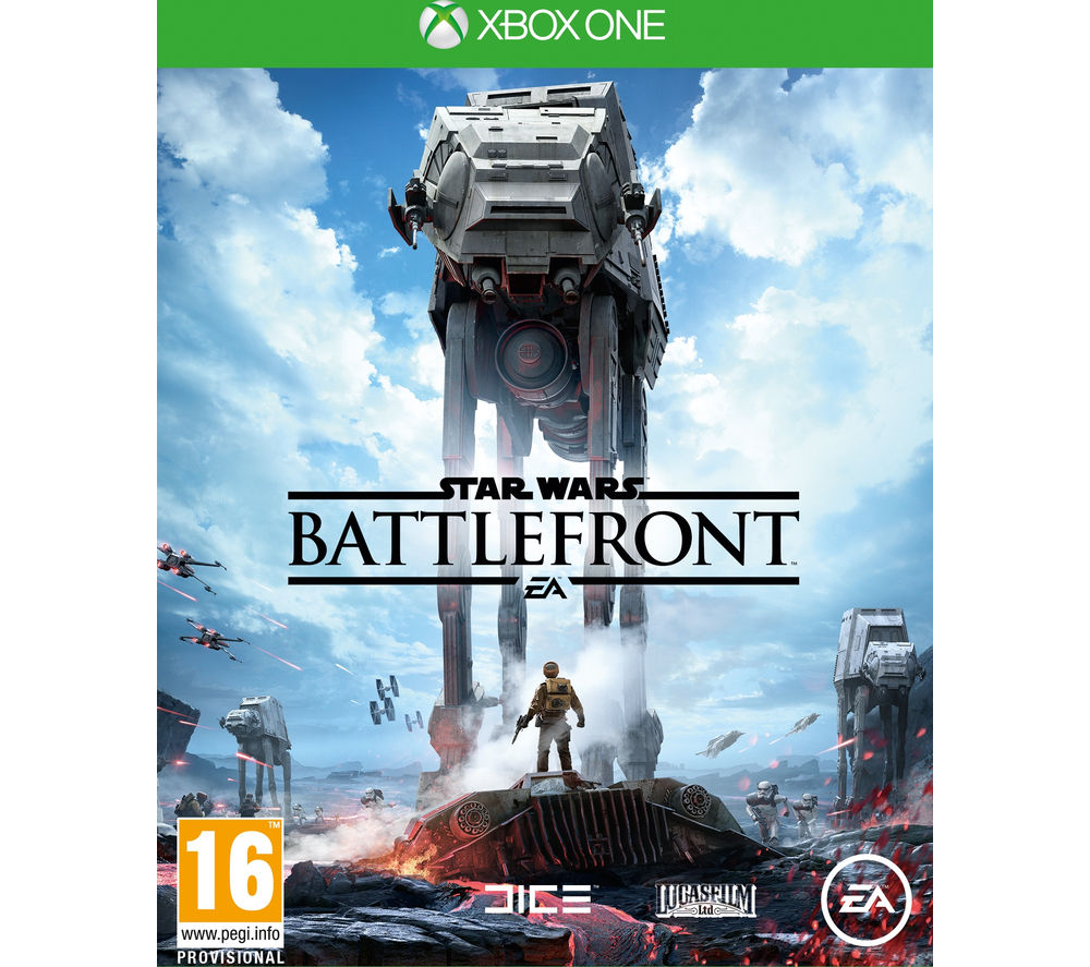 Star Wars Game For Xbox 1 : Buy xbox one star wars battlefront free delivery currys