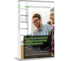 SAGE 50 Accounts Essentials 2016