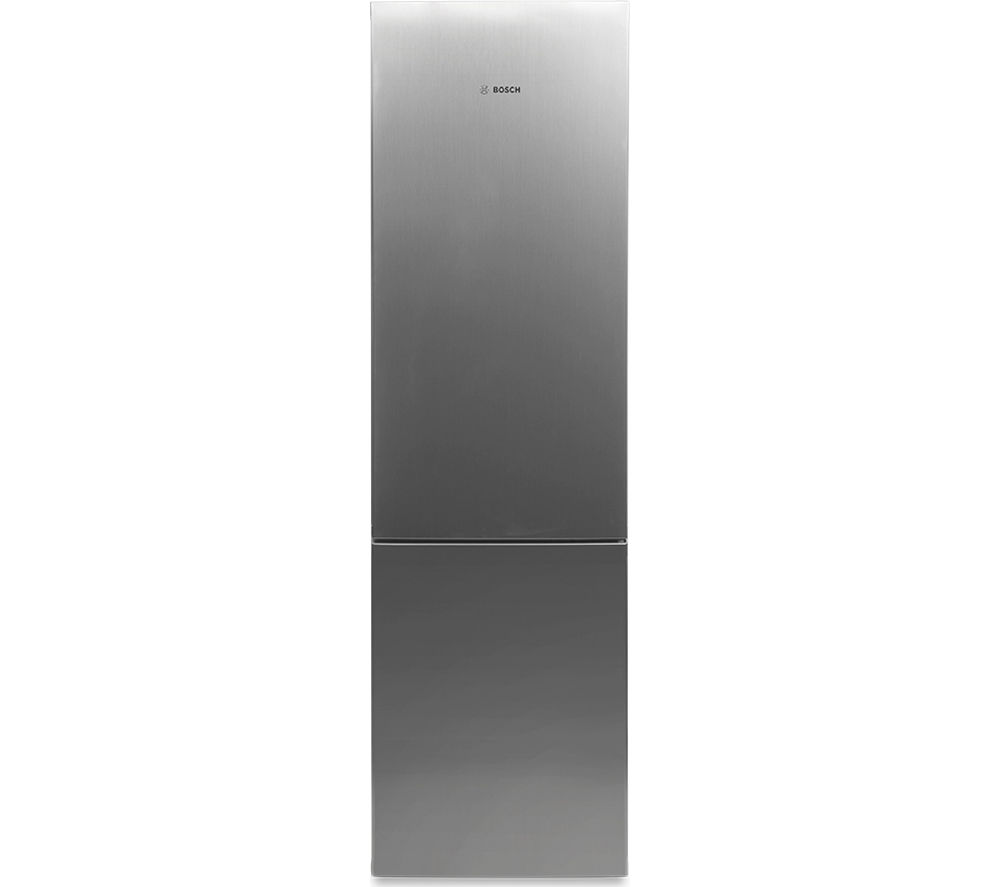 BOSCH  Serie 4 KGN39VL35G Fridge Freezer  Silver Silver