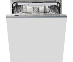 HOTPOINT LTF11S112O Full-size Integrated Dishwasher