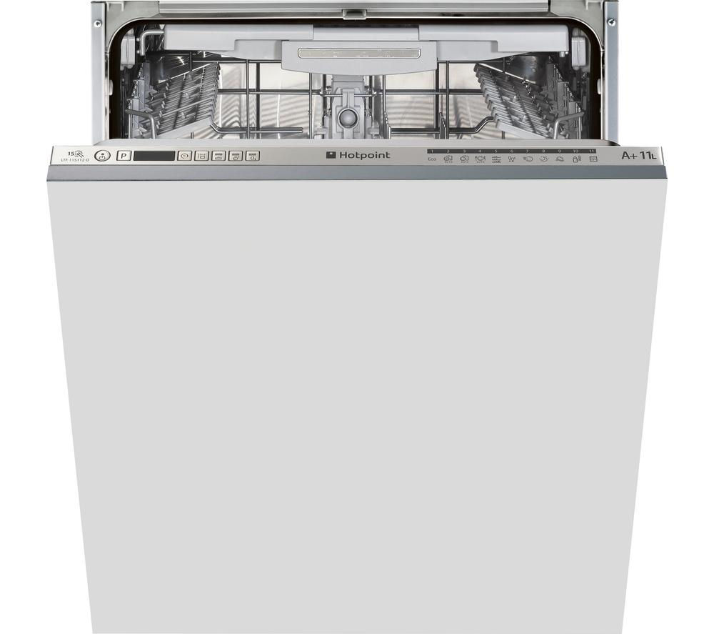 HOTPOINT Ultima LTF 11S112 O Full-size Integrated Dishwasher