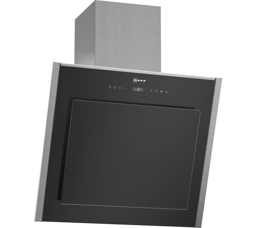 NEFF D36DT57N0B Chimney Cooker Hood - Black