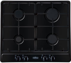 BELLING GHU60TGC LPG Gas Hob - Black