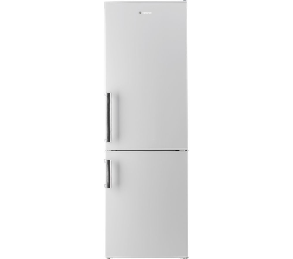 HOOVER  HVBF6182WFHK1 Fridge Freezer  White White