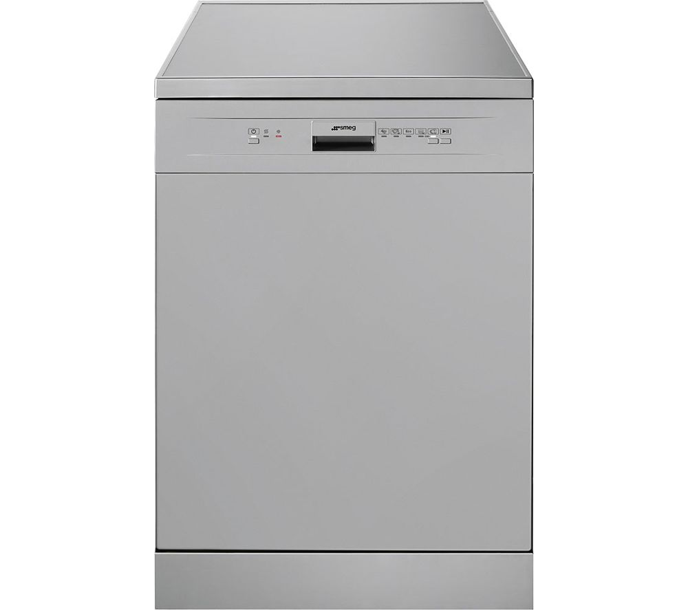 SMEG DF612SVE Full-size Dishwasher - Silver