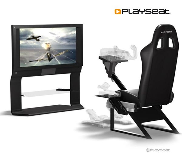 playseat air force gaming chair - black deals | pc world