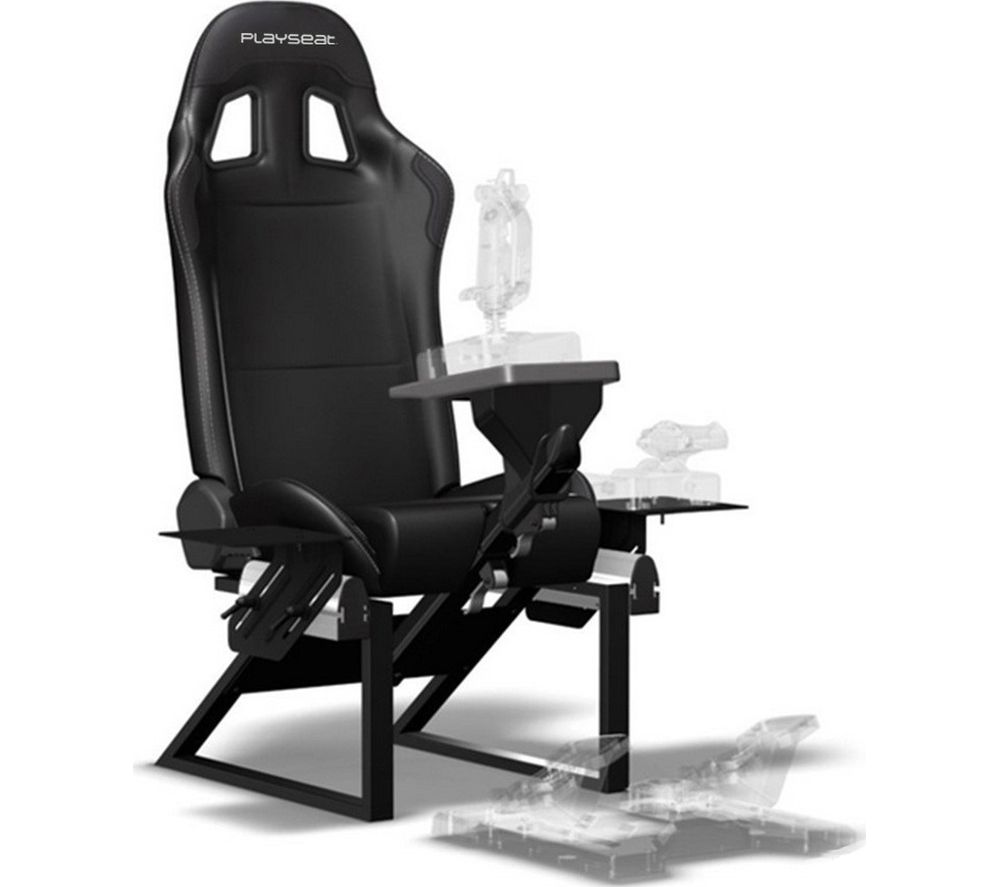 PLAYSEAT Air Force Gaming Chair - Black