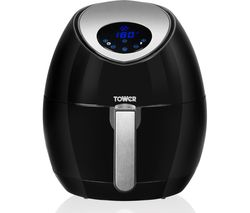 TOWER T17008 Digital Air Fryer - Black