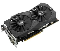 ASUS STRIX GeForce GTX 1050 TI Graphics Card