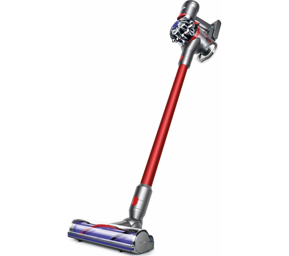 DYSON Total Clean V8 Cordless Vacuum Cleaner  Red Red