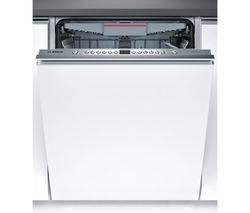 BOSCH Serie 4 SMV46MX00G Full-size Integrated Dishwasher