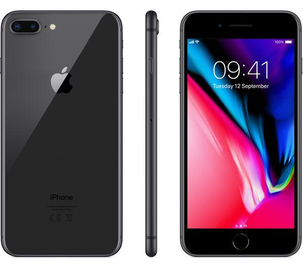 Apple Iphone  Plus Gb Space Grey