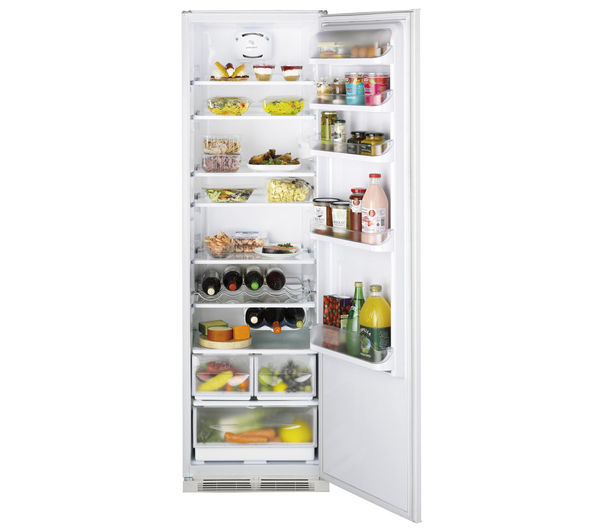 Buy Hotpoint Hs3022vl Integrated Tall Fridge Free