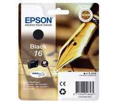 EPSON Pen & Crossword T1621 Black Ink Cartridge