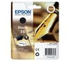 EPSON Pen & Crossword T1621 Black Ink Cartridge