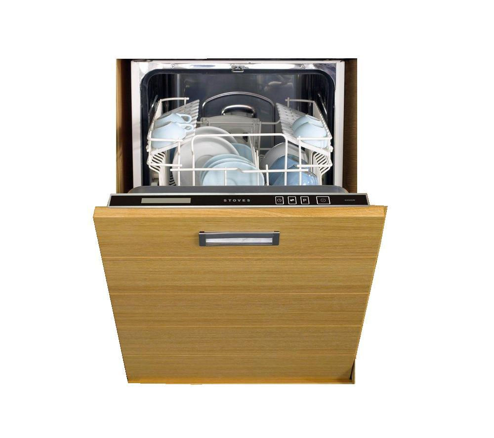 STOVES S450DW Slimline Integrated Dishwasher