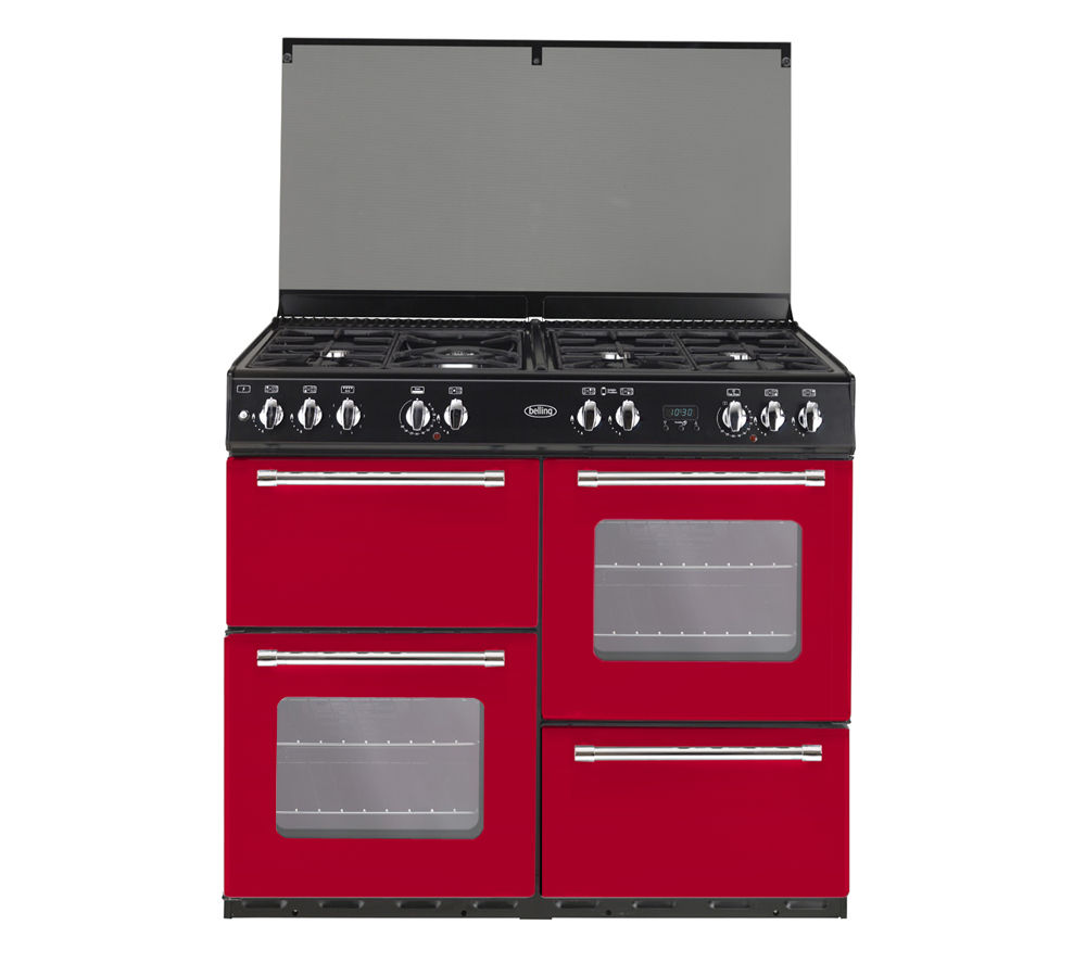 BELLING Country Range 100GT Gas Range Cooker - Jalapeño