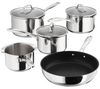 STELLAR 7000 5-piece Pan Set - Stainless Steel